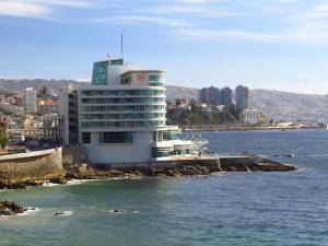 Departamento Aquamar, Appartamenti  Viña del Mar - big - 14