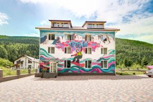 Загородный отель Free Way, Яблуница