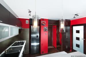 Dream Loft Śliska, Apartmanok  Varsó - big - 14