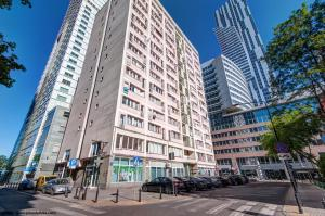 Dream Loft Śliska, Apartmanok  Varsó - big - 19