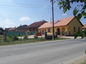 Penzion Kiserdő Vendégház Rajka Maďarsko
