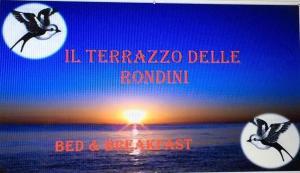 Il Terrazzo Delle Rondini, Отели типа «постель и завтрак» - Lapedona