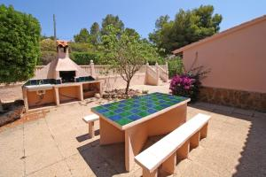 Villas Costa Calpe - Jose Luis, Case vacanze  Calpe - big - 14