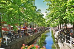 Luxury Apartments Delft Family Houses, Ferienwohnungen  Delft - big - 50
