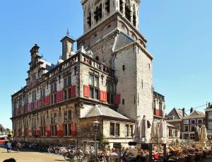 Luxury Apartments Delft Family Houses, Ferienwohnungen  Delft - big - 49