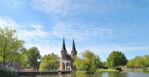 Luxury Apartments Delft Family Houses, Ferienwohnungen  Delft - big - 51