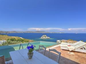 Eirini Luxury Hotel Villas, Виллы  Грикос - big - 39