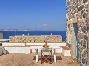 Eirini Luxury Hotel Villas, Виллы  Грикос - big - 25