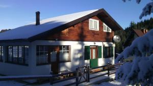 Chalet Pahulja, Alpesi faházak  Jahorina - big - 1