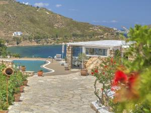 Eirini Luxury Hotel Villas, Vily  Grikos - big - 119