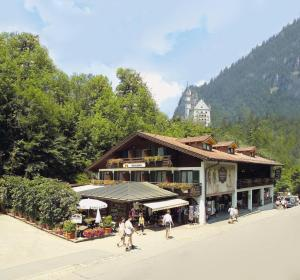 Hotel Alpenstuben - Hohenschwangau