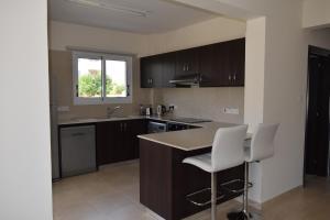 Zephyros Apartments, Apartmanok  Mandriá - big - 70