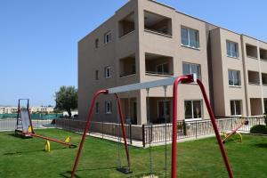 Zephyros Apartments, Apartmanok  Mandriá - big - 76