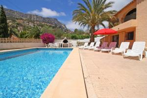 Villas Costa Calpe - Alonso, Case vacanze  Calpe - big - 18