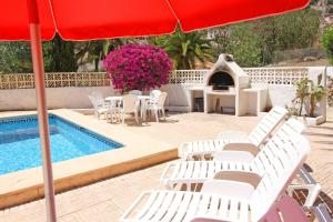 Villas Costa Calpe - Alonso, Case vacanze  Calpe - big - 19