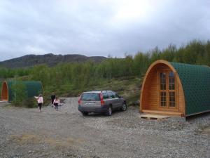 Vinland Camping Pods - Eiðar