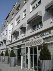 Hôtel Restaurant Tivoli - Basel Airport.  Foto 3