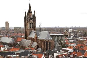 Luxury Apartments Delft Family Houses, Ferienwohnungen  Delft - big - 36