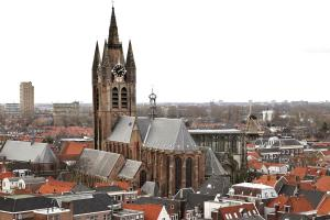 Luxury Apartments Delft Family Houses, Ferienwohnungen  Delft - big - 52