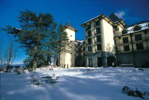Wildflower Hall, An Oberoi Resort, Shimla, Szállodák  Simlá - big - 68