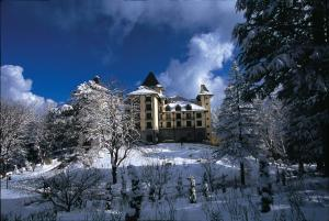 Wildflower Hall, An Oberoi Resort, Shimla, Szállodák  Simlá - big - 67