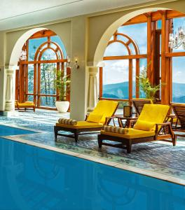 Wildflower Hall, An Oberoi Resort, Shimla, Szállodák  Simlá - big - 6