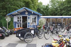 Center Parcs Nordseeküste Bremerhaven, Комплексы для отдыха с коттеджами/бунгало  Tossens - big - 76