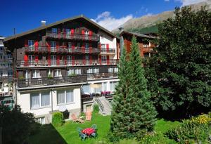 Hotel Alphubel - Zermatt