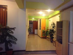 . Hotel Houston Oruro