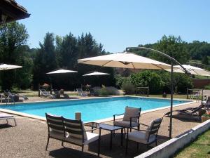 Accommodation in Bretenoux