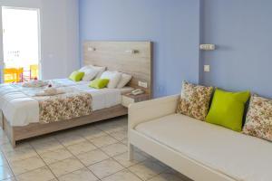 Evelin Hotel, Residence  Platanias - big - 23