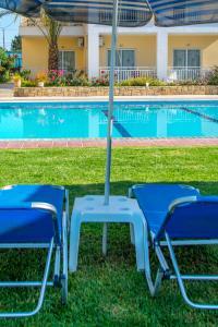 Evelin Hotel, Residence  Platanias - big - 25