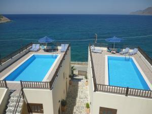 Anemos-Halcyon-Eirene, Villas  Mochlos - big - 32