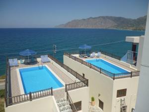 Anemos-Halcyon-Eirene, Villas  Mochlos - big - 31