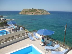 Anemos-Halcyon-Eirene, Villas  Mochlos - big - 29