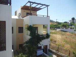 Anemos-Halcyon-Eirene, Villas  Mochlos - big - 28