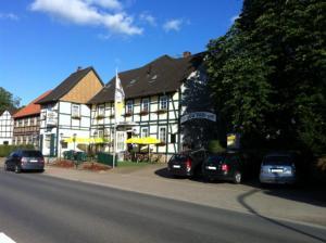 Gast- und Pensionshaus Zur Post - Börßum