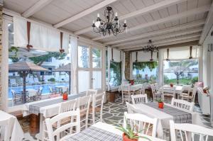 Alkyoni Beach Hotel, Hotely  Naxos Chora - big - 95