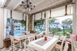 Alkyoni Beach Hotel, Hotely  Naxos Chora - big - 94
