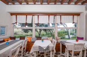 Alkyoni Beach Hotel, Hotely  Naxos Chora - big - 96