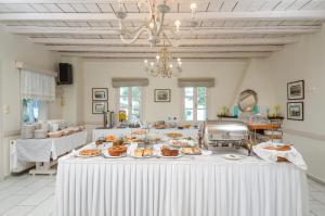 Alkyoni Beach Hotel, Hotely  Naxos Chora - big - 97