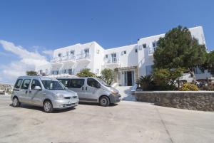 Zephyros, Aparthotels  Strand Paraga - big - 34