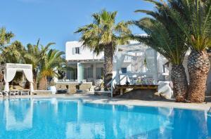 Zephyros, Aparthotels  Strand Paraga - big - 24