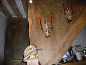 Location gîte, chambres d'hotes Logis Seigneurial De La Juquaise dans le département Mayenne 53