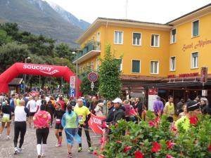 Hotel Alpino, Szállodák  Malcesine - big - 114