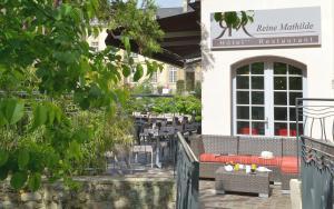 Hotel Reine Mathilde, Szállodák  Bayeux - big - 33