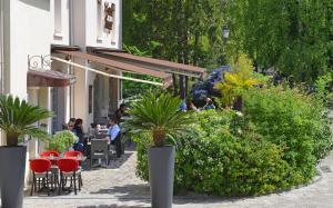 Hotel Reine Mathilde, Szállodák  Bayeux - big - 34