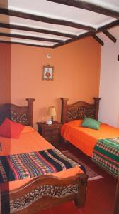 Casa Villa de Leyva, Ferienhäuser  Villa de Leyva - big - 5