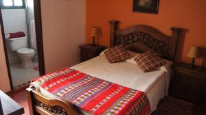 Casa Villa de Leyva, Holiday homes  Villa de Leyva - big - 3