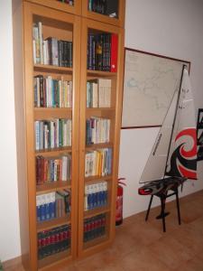 Glaros Studios, Apartmány  Loutra Edipsou - big - 38